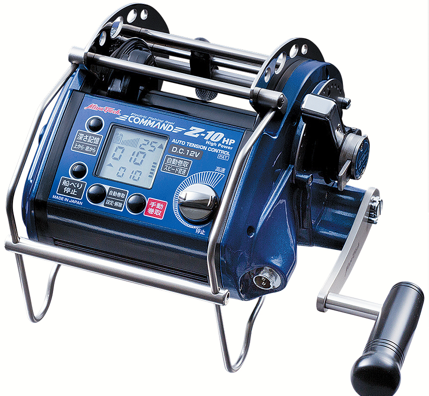 Special sale CZ-10HP Miya Epoch COMMAND CZ-10HP sale High Power BIg Game Electric Reel DC-24V b415ba