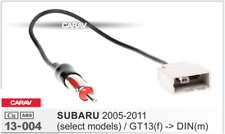 Carav 13-103 autoradio antena cable del adaptador DIN para nissan