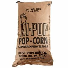50 Lb Bag Bulk Wholesale Hi Pop Large Butterfly Popcorn Kernels