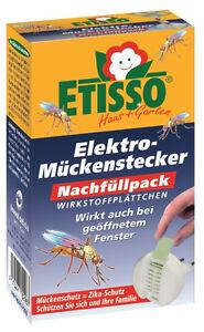Etisso Elektro Mückenstecker Nachfüllpack Mückenschutz 1 Stück