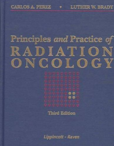 Principles and Practice of Radiation Oncology, , , Good, 1997-11-01,