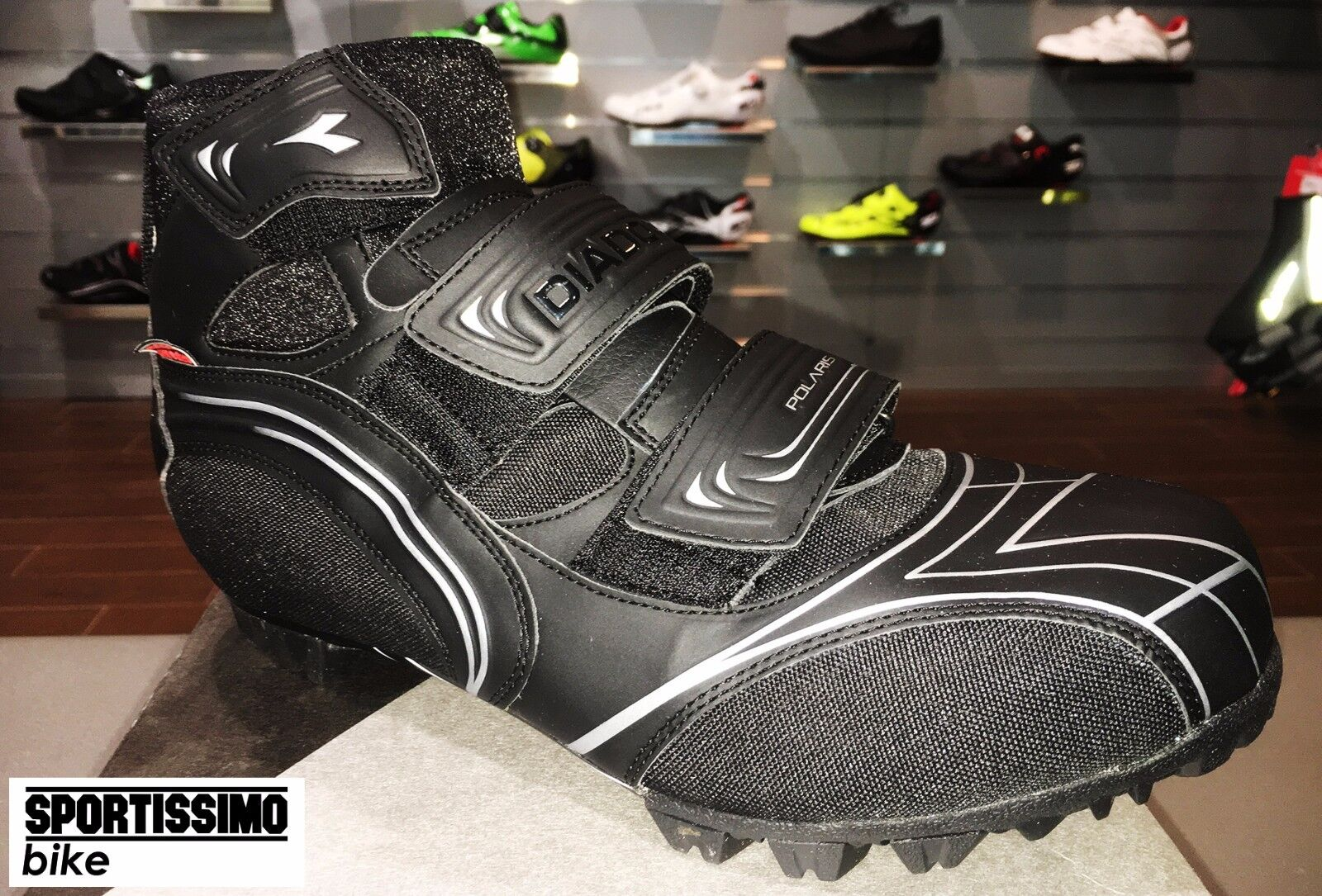 OFFERTISSIMA shoes DIADORA POLARIS MTB (MISURA 44)