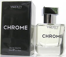 Yardley Chrome 50 ml EDT Spray