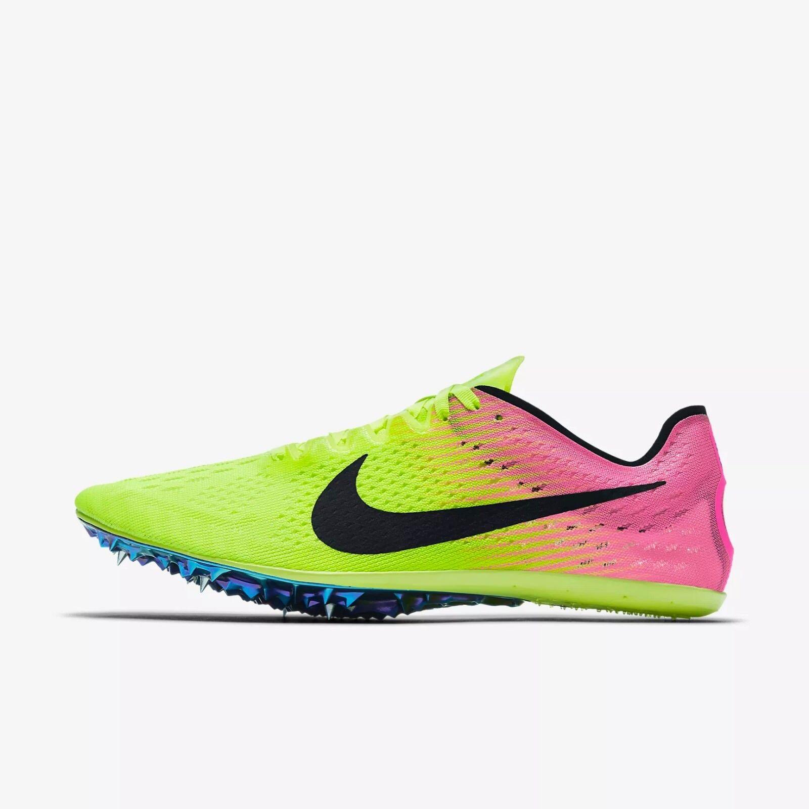 Nike Zoom Victory Elite 2 OC Track Field Spikes - Volt Pink 835998-999 MSRP