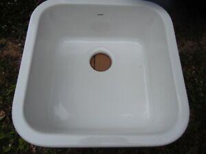 Blanco 518542 White 19 Cerana Fireclay Undermount Kitchen Bar Bowl Sink Nib 747943030557 Ebay