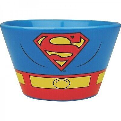 Müslischale Superman Kostüm Schüssel Müslischüssel Superheld Frühstück