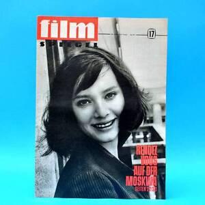 DDR-Filmspiegel-17-1965-Dietlinde-Greiff-Erwin-Geschonneck-Hamida-Asesino-En