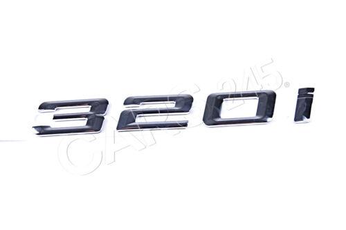 Genuine BMW E46 Sedan Trunk Lid 320i Emblem Badge Logo Sign OEM 51148195153