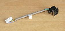 NEW DELL XPS 17 L701X L702X POWER SOCKET JACK CABLE DD0GM7PB000 RMD72 R7DCGM7PB0