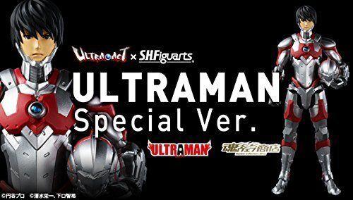 kb10 ULTRA-ACT ?~ S.H.Figuarts ULTRAMAN Special Ver Action Figure BANDAI Japan