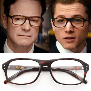92b235ea6c Image is loading Movie-Kingsman-The-Golden-Circle-Glasses-Eggsy-Eyewear-