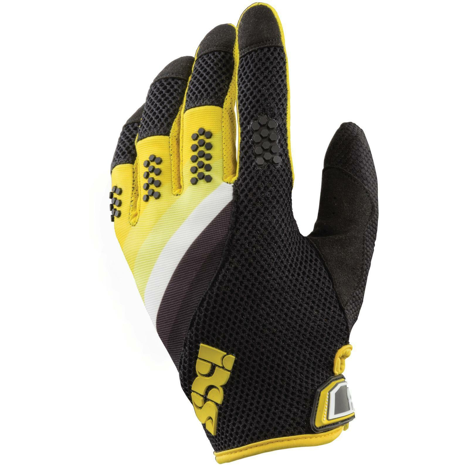 IXS DH-X5.1 Fahrrad Fahrrad Fahrrad Handschuhe Downhill Freeride All Mountain Bike Cross Enduro 3a4ab1