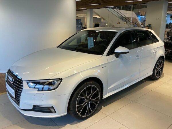 Audi A3 1,4 e-tron Sport SB S-tr. billede 0