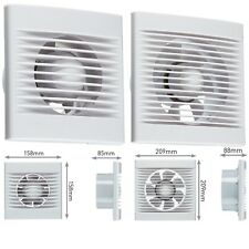 Xpelair 93227aww Extractor Fan Run On Timer 150mm For Sale Online Ebay