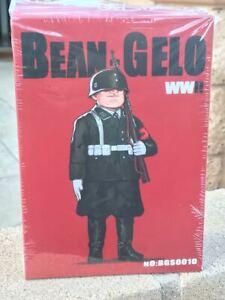 1/12 Scale Action Figure POPTOYS BEAN GELO BLACK UNIFORM FATSO OFFICER BGS010
