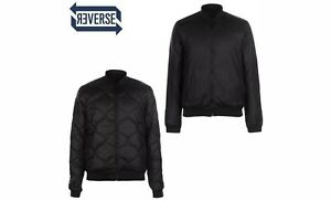 Armour Bnwt Jacket Hombre Reactor M Under £ Coldgear Reversible Bomber Negro 149 Yw6dOt