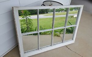 Vintage Sash Antique Wood Window