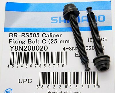 Shimano BR-R9170//R8070//RS805//RS505 Caliper Adapter Fixing Bolt C for 30mm Frame