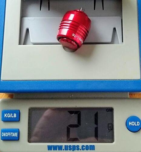 1 Aluma-Lites Safety Light Direct M5 Threaded Surly Soma USB REAR TailLight NEW