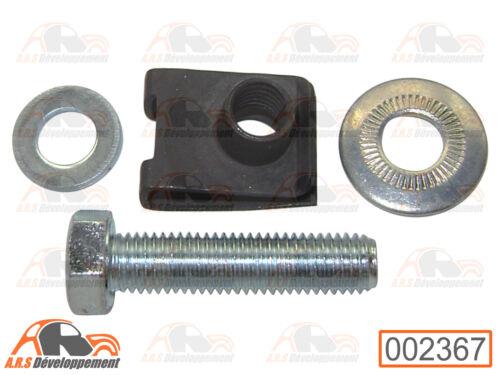 Mounting Kit Screw Staples Bumper Chassis Frame Citroen 2cv Dyane ami6-2367