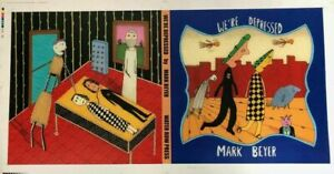 MARK-BEYER-FULL-COLOR-PRINTER-039-S-PROOFS-FOR-COVERS-FOR-034-WE-039-RE-DEPRESSED-034-1999