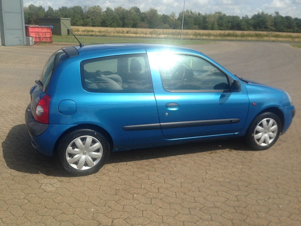 Renault Clio II, 1,2 Authentique, Benzin