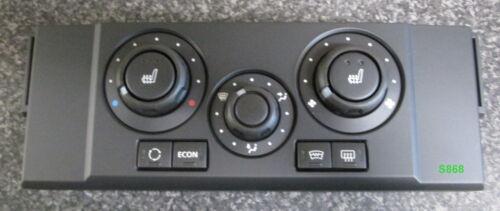 Heater Control pour Discovery 3 Sièges chauffants air avec JFC501080 NEUF