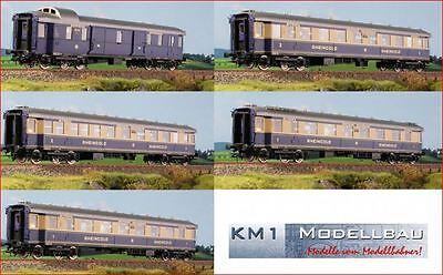 Di Larghe Vedute Km 1 Traccia 1 Rheingold Zugset 202807 Auto 5 Pezzi Nuovo Confezione Originale-kung It-it Mostra Il Titolo Originale