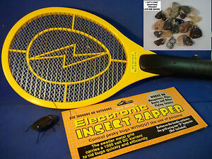 BIG-BUG-KILLER-HIGH-VOLTAGE-POWER-Electric-Fly-Mosquito-Insect-Swatter-Zapper