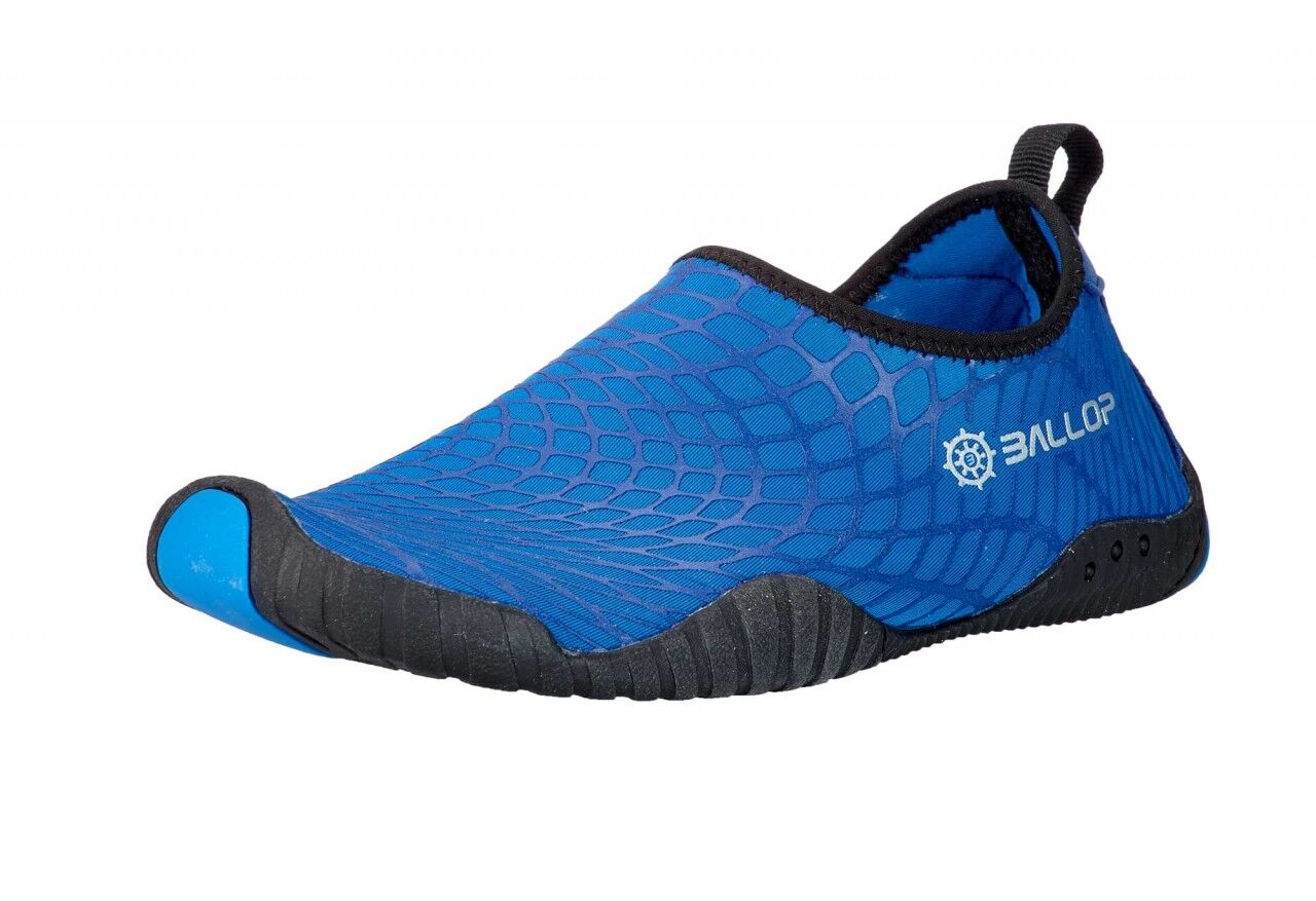 Ballop Spider Barfuß Schuhe V2-sohle Wasserschuhe Skin Fit Blau