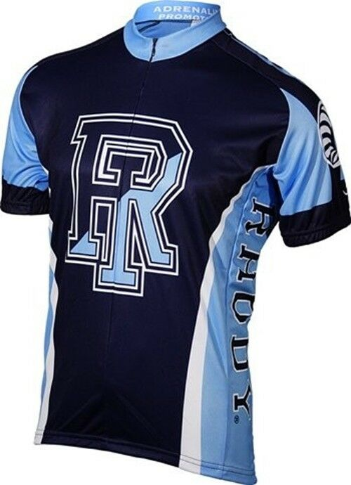 NCAA Men's Adrenaline Promotions Rhode Isle Rams Cycling Jersey