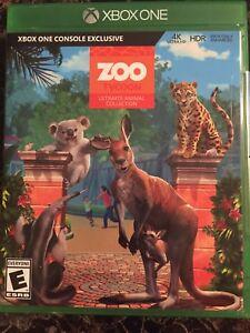 Image of: Ps4 Image Is Loading Zootycoonultimateanimalcollectionmicrosoftxboxone Ebay Zoo Tycoon Ultimate Animal Collection microsoft Xbox One 2017