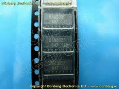 ROHM BA6303F SOP-16 FG system speed servo controller USA ship