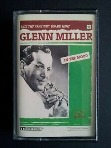 GLENN-MILLER-Cassette-Audio-In-The-Mood