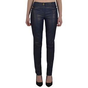 adidas-Originals-Womens-Missy-Elliott-Skinny-Coated-Denim-Pants-Bottoms-W34-034