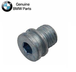2pcs Engine Oil Drain Plug for BMW E46 E39 E60 E38 E65 E66 X3 E83 E85 E53 X5