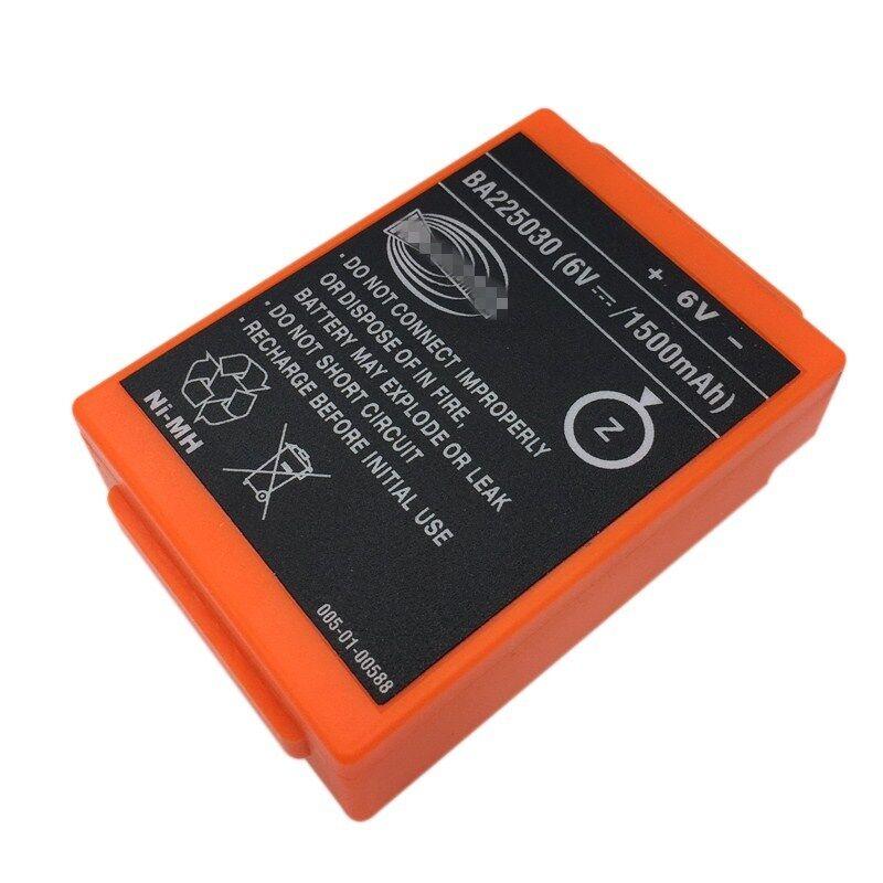 BA225030 BA225030 BA225030 battery for6v 1500mah HBC remote control crane driving FUB 05AA 4a72ce