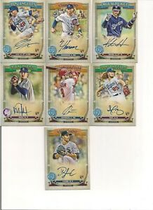 2020 GYPSY QUEEN SEE SCAN AUTO KESTON HIURA BREWERS GQA-KH