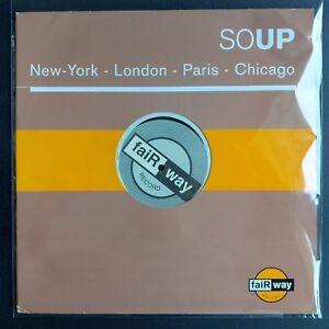 Soup-New-York-London-Paris-Chicago-Vinyl-12-034-MAXI-33-TOURS