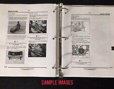 Kubota Rtv X1100c 1100c Utility Tractor Service Repair Manual Book Binder