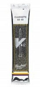 Vandoren-V12-Bb-Clarinet-Reeds-Single-Reed-Various-Strengths