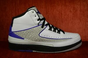 new product c3d82 38681 Image is loading CLEAN-Nike-Air-Jordan-II-2-Retro-White-