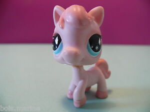Petshop-cheval-rose-pink-horse-N-592
