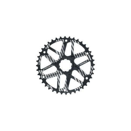 Black e*thirteen Extended Range Cog 42t SRAM 36t Compatible