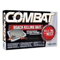 Combat Roach Source Kill (12) Bait Stations