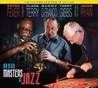 GrandMasters of Jazz [Digipak] * by Clark Terry/The Swing Fever Big Band/Jackie Ryan/Terry Gibbs/Buddy DeFranco (CD, Oct-2013, 3 Discs, OpenArt)