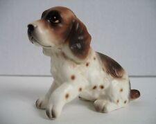 Cocker Spaniel Puppy Dog Figurine Vintage Napco Ware Japan Porcelain