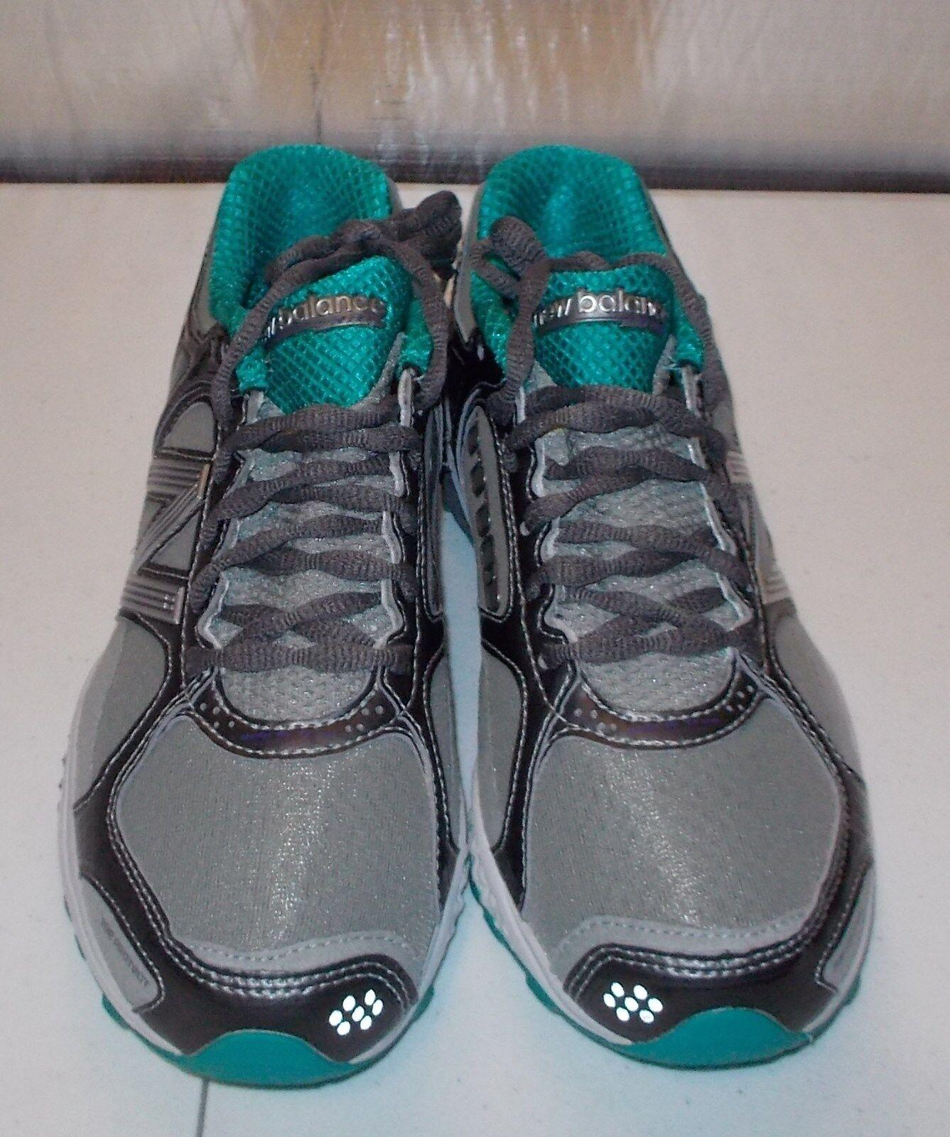 NEW BALANCE 1110 Blau Stability Trail Running Damenschuhe Gray Blau 1110 MEDIUM WIDTH ddf254