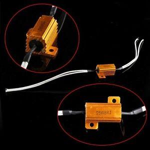 2 st ck leistungs widerstand f r led blinker mini blinker. Black Bedroom Furniture Sets. Home Design Ideas