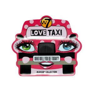 Details about W7 Love Taxi Makeup Collection - Popular Christmas Gift Full  Sized Products Pink